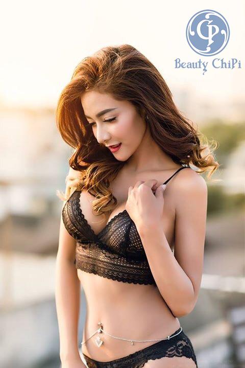 Ngay tại Việt Nam cũng có thể thiết kế những mẫu Bralette đẹp và phong cách đến thế này - Ảnh 8.