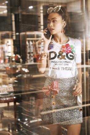 Mâu Thuỷ quyến rũ trong sắc màu nhiệt đới của Dolce & Gabbana - Ảnh 5.