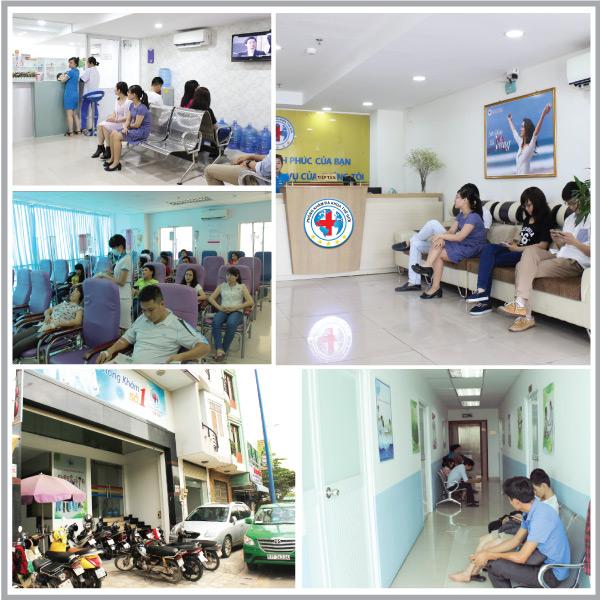 Phòng khám Đa khoa Thế giới - Địa chỉ nam khoa chữa bệnh thầm kín - Ảnh 3.