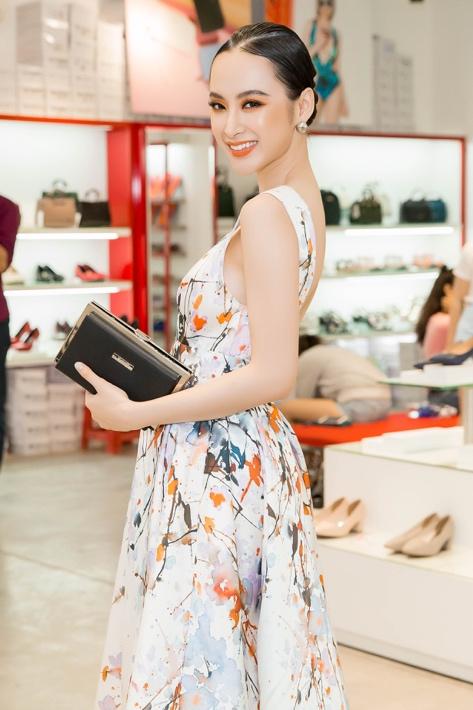 Ngắm Diễm My 9X, Angela Phương Trinh sang chảnh khi diện giày thương hiệu Việt - Ảnh 6.