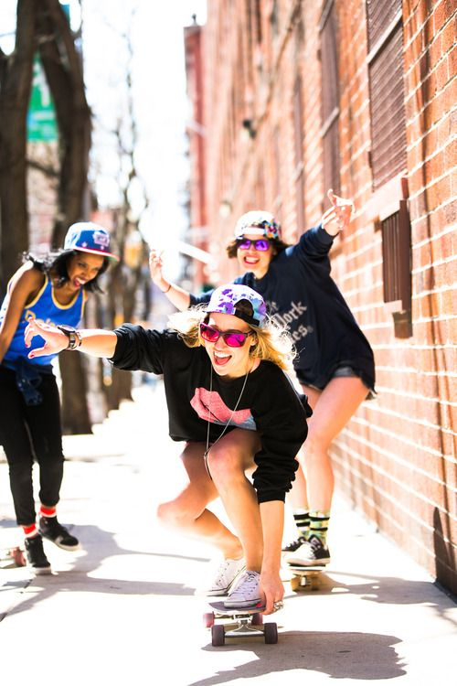 Từ Skateboard đến thời trang: Thế giới là không có giới hạn? - Ảnh 2.