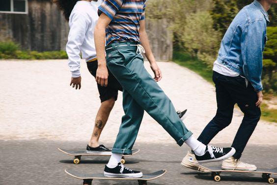 Từ Skateboard đến thời trang: Thế giới là không có giới hạn? - Ảnh 7.