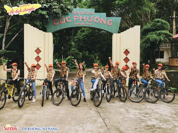 Vi vu rừng quốc gia Cúc Phương, Ninh Bình cùng Hòa Minzy và Diệu Nhi - Ảnh 2.