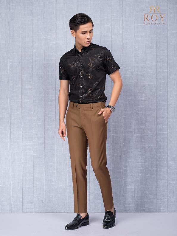 Bộ sưu tập thời trang phong cách Hàn Quốc dành cho phái mạnh - Ảnh 5.