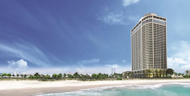 Luxury Apartment là dự án căn hộ 5 sao duy nhất bên biển Mỹ Khê sẽ bàn giao vào quý 2/2017.