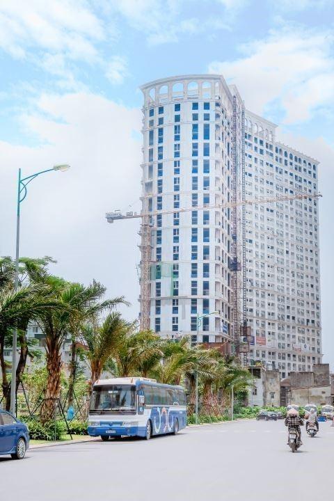 Sunshine Palace – Dự án chuẩn bị bàn giao có sức hút lớn tại thị trường phía Nam.