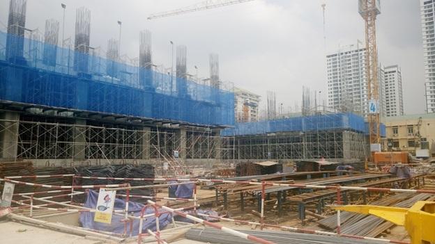 Chỉ cần 666 triệu đồng, khách hàng có thể sở hữu ngay căn hộ cao cấp GoldSeason tại trung tâm Q.Thanh Xuân, Hà Nội.