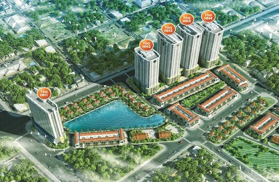 Những căn hộ cuối cùng của tòa HH3 - FLC Garden City đang được mở bán với nhiều chính sách ưu đãi hấp dẫn.
