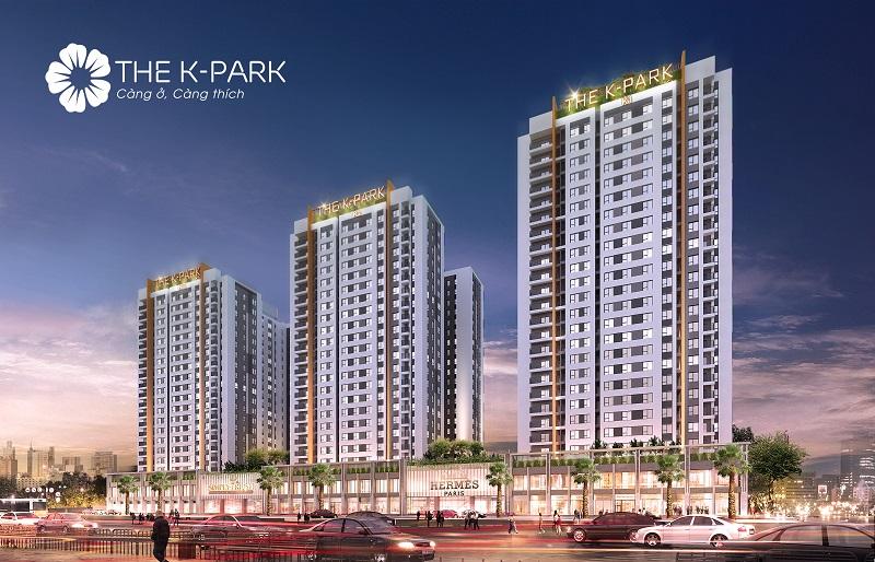 The K – Park dự án được mong chờ nhất quý III/2017.