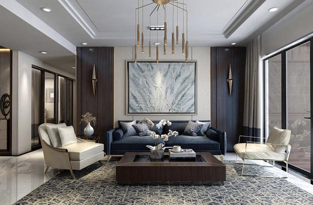Những căn hộ chung cư có kiến trúc art – décor đậm phong nhữngh cá nhân.