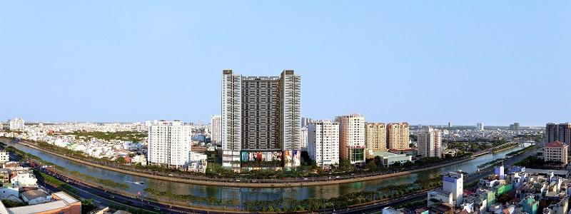 TNR The GoldView - kiến trúc bên sông Bến Nghé sẽ được bàn giao nhà vào Quý IV/2017.