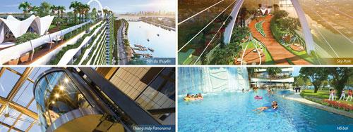 Diamond Lotus Riverside có đến cho cư dân cuộc sống viên mãn có không gian sống xanh và hệ thống tiện ích cấp cao ngay trọng điểm đô thị sôi động.
