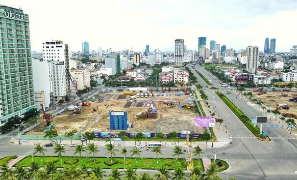 Lô đất rộng hơn 2,1ha đối diện quảng trường Biển Đông đang lôi kéo được sự chú tâm đặc trưng từ phân khúc.