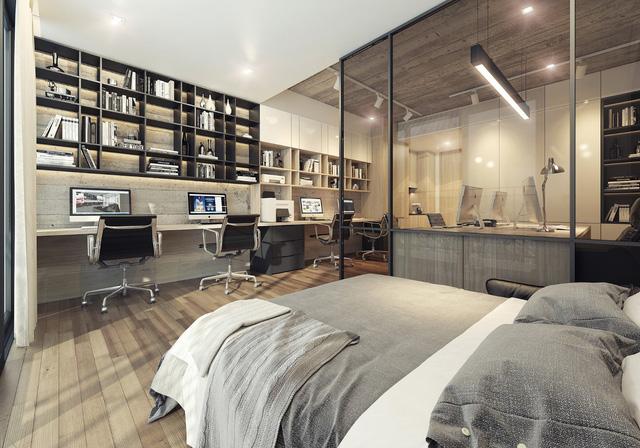 Căn hộ Officetel Lancaster Lincoln kết hợp Dreamplex đạt mức cho thuê từ 20-30 triệu/tháng/căn 35m2.