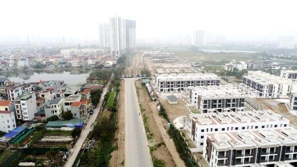 Mở rộng 3 tuyến 1 vài con phố trọng điểm phía Nam Thủ đô, bất động sản hưởng lợi - Ảnh 1.