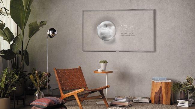 Biến TV thành tác phẩm nghệ thuật - đẳng cấp thiết kế ấn tượng của Samsung - Ảnh 1.