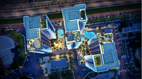 """Thị trường căn hộ cao tầng ở Hà Nội: Liệu """"cung"""" có gặp """"cầu""""? - Ảnh 1."""