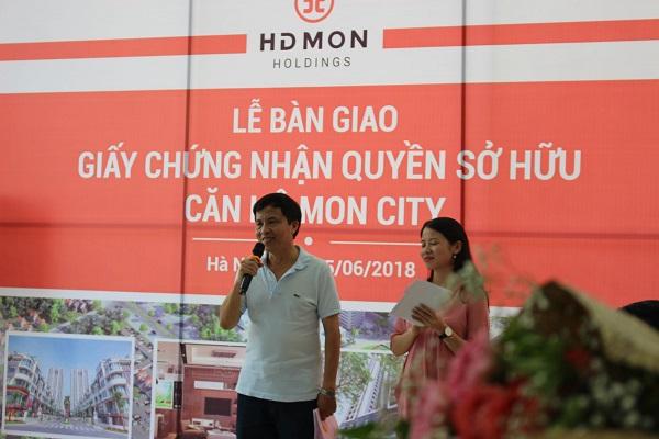 Mon City: Cư dân nhanh chóng được chứng nhận quyền sở hữu căn hộ - Ảnh 1.