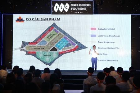 FLC Quảng Bình: Giới thiệu GĐ 2 kết hợp gặp gỡ 1.000 chuyên viên và 10 đại lý đối tác - Ảnh 4.