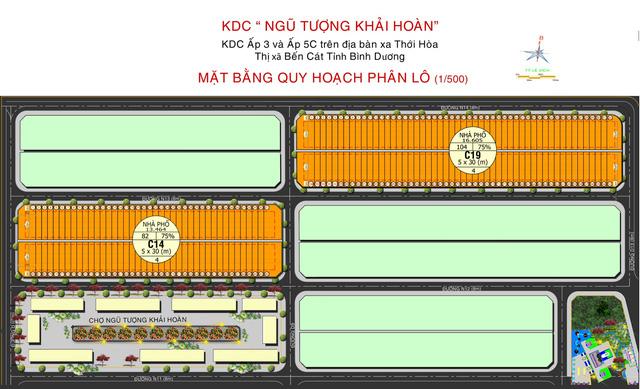 Tuệ Minh Group phân phối độc quyền dự án Khu thành thị Ngũ Tượng Khải Hoàn - Ảnh 2.