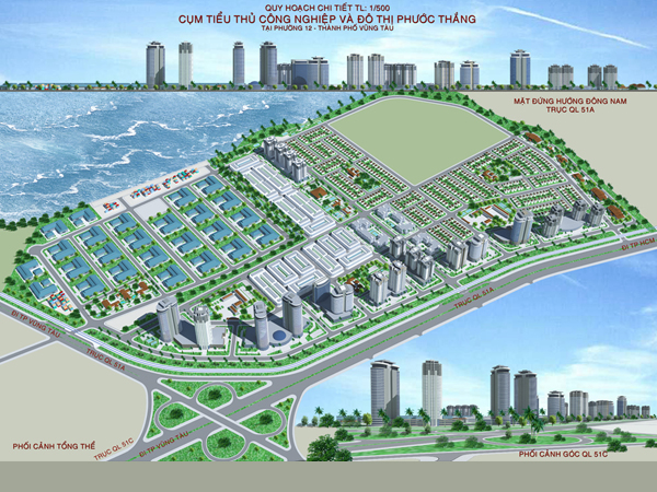 bất động sản Bà Rịa – Vũng Tàu tăng giá, công ty địa ốc hưởng lợi - Ảnh 1.