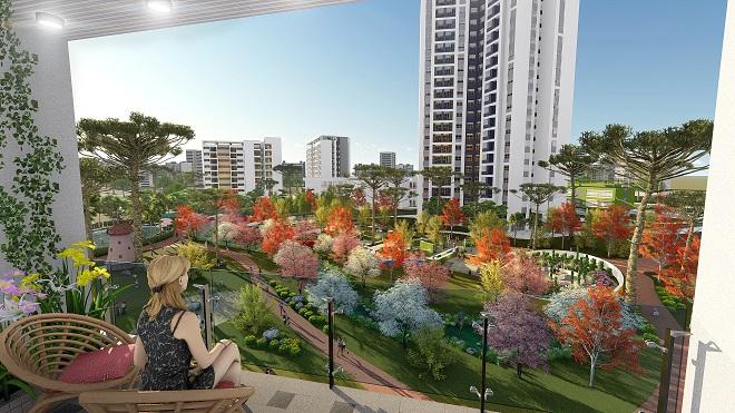 Hồng Hà Eco City – dấu ấn khu dân cư xanh phía Nam Hà Nội - Ảnh 1.