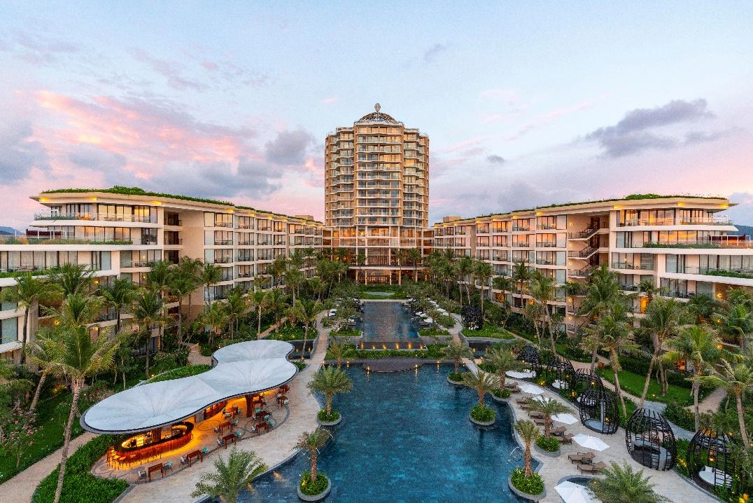 Địa điểm check-in sang chảnh, điểm danh InterContinental Phú Quốc - Ảnh 8.