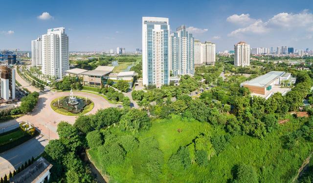 Sản phẩm cao tầng mới nhất – The Link345 của Ciputra Hanoi.