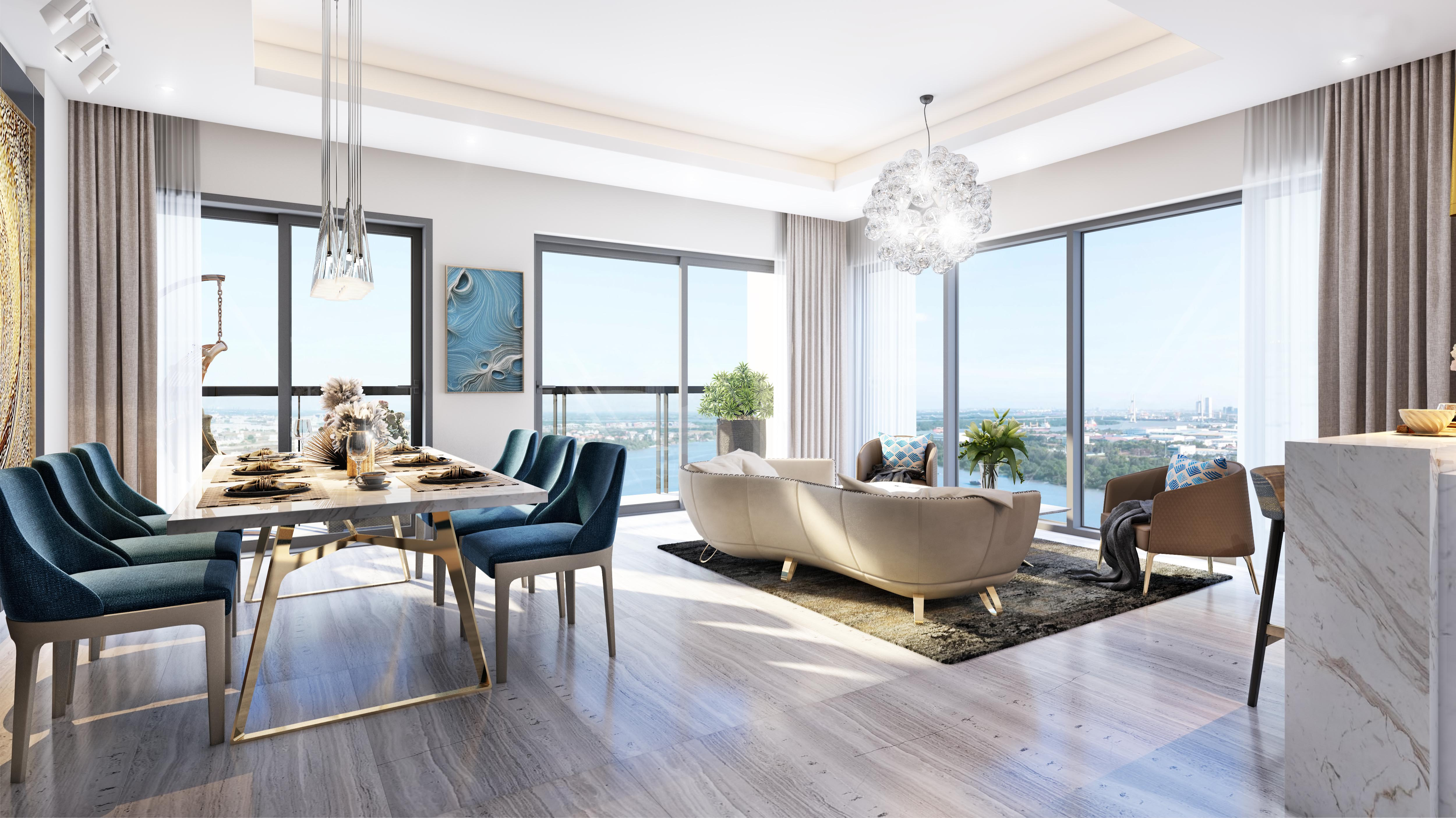 Có nên đầu tư vào căn hộ cao tầng đa công dụng Canary ở Diamond Island? - Ảnh 2.
