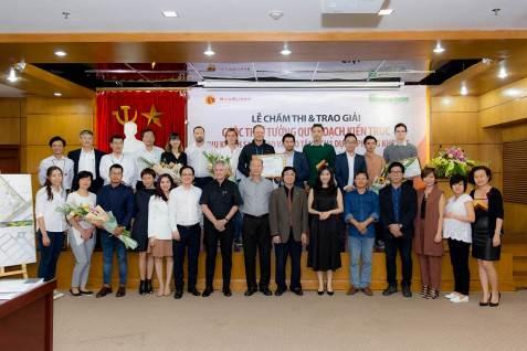 Tập đoàn Nam Cường tìm ý tưởng quy hoạch và phương án Kiến trúc khu Khách sạn 5 sao và Cao tầng HH1 - Ảnh 2.