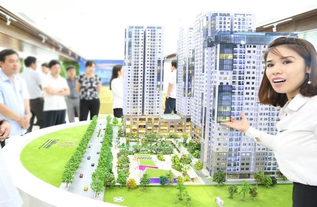 Bất động sản quận Thanh Xuân bừng sáng dịp cuối năm - Ảnh 1.