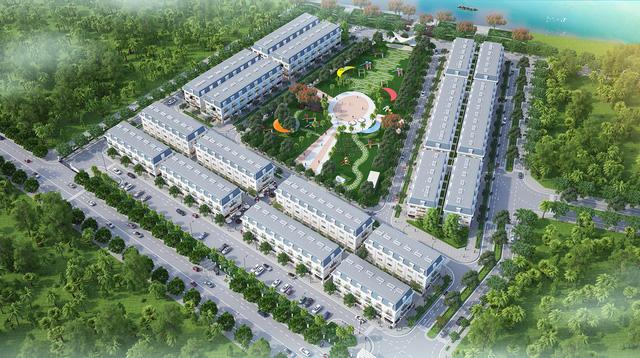 Lễ giới thiệu dự án nhà ở liền kề quy mô tại huyện Mê Linh