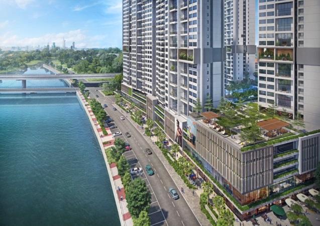 """Triết lý phát triển """"thành phố xanh"""" và chuẩn mực sống mới của the Infiniti tại Riviera Point - Ảnh 2."""