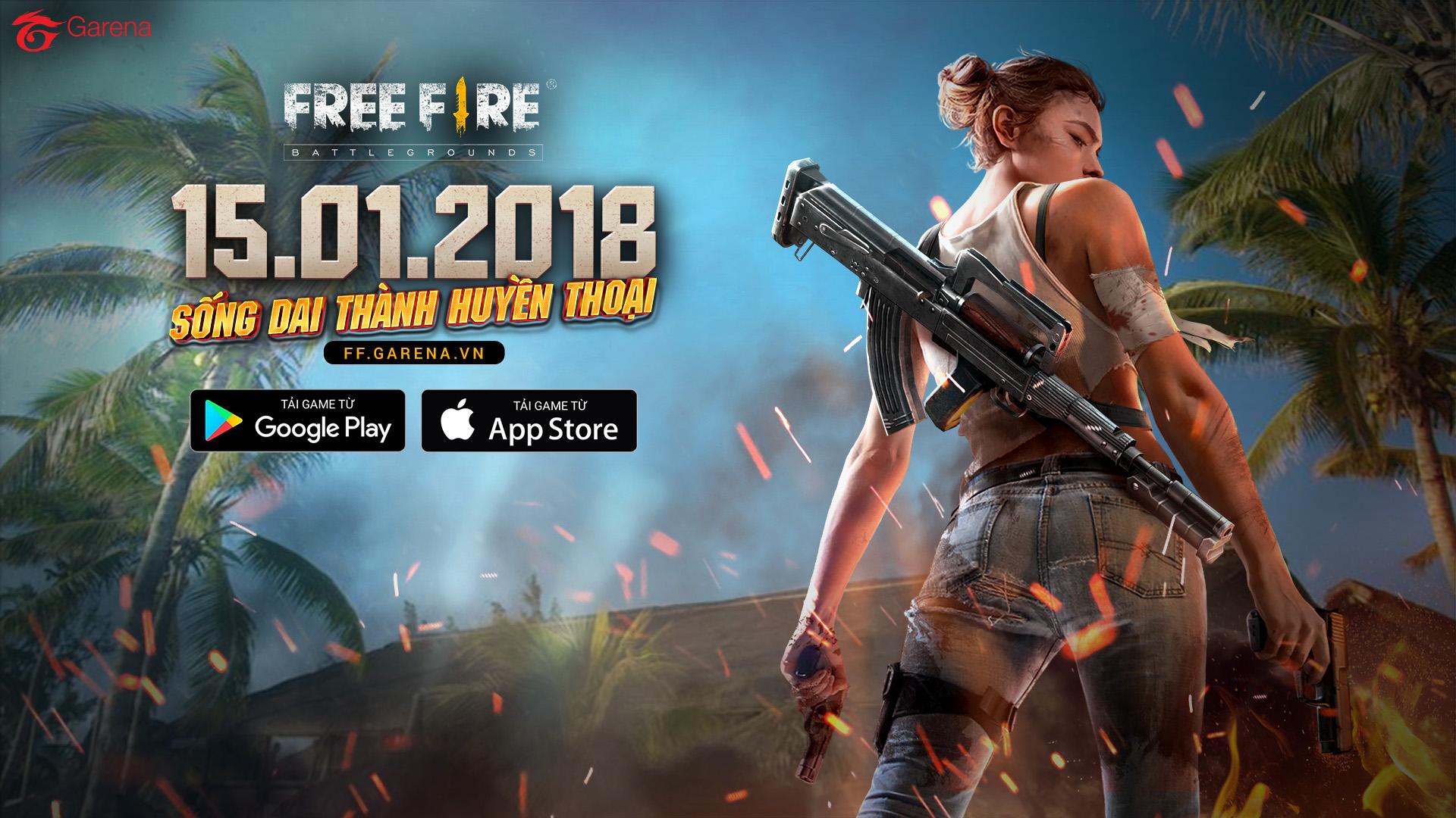 Garena: ''Free Fire khác biệt hoàn toàn với các Game PUBG
