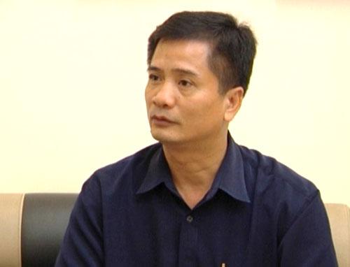 Ông Nguyễn Văn Đính, Tổng thư ký Hội Môi giới nhà đất Việt Nam.
