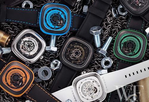 Giải mã hiện tượng SevenFriday – Cơn sốt trong ngành thời trang đồng hồ - Ảnh 4.