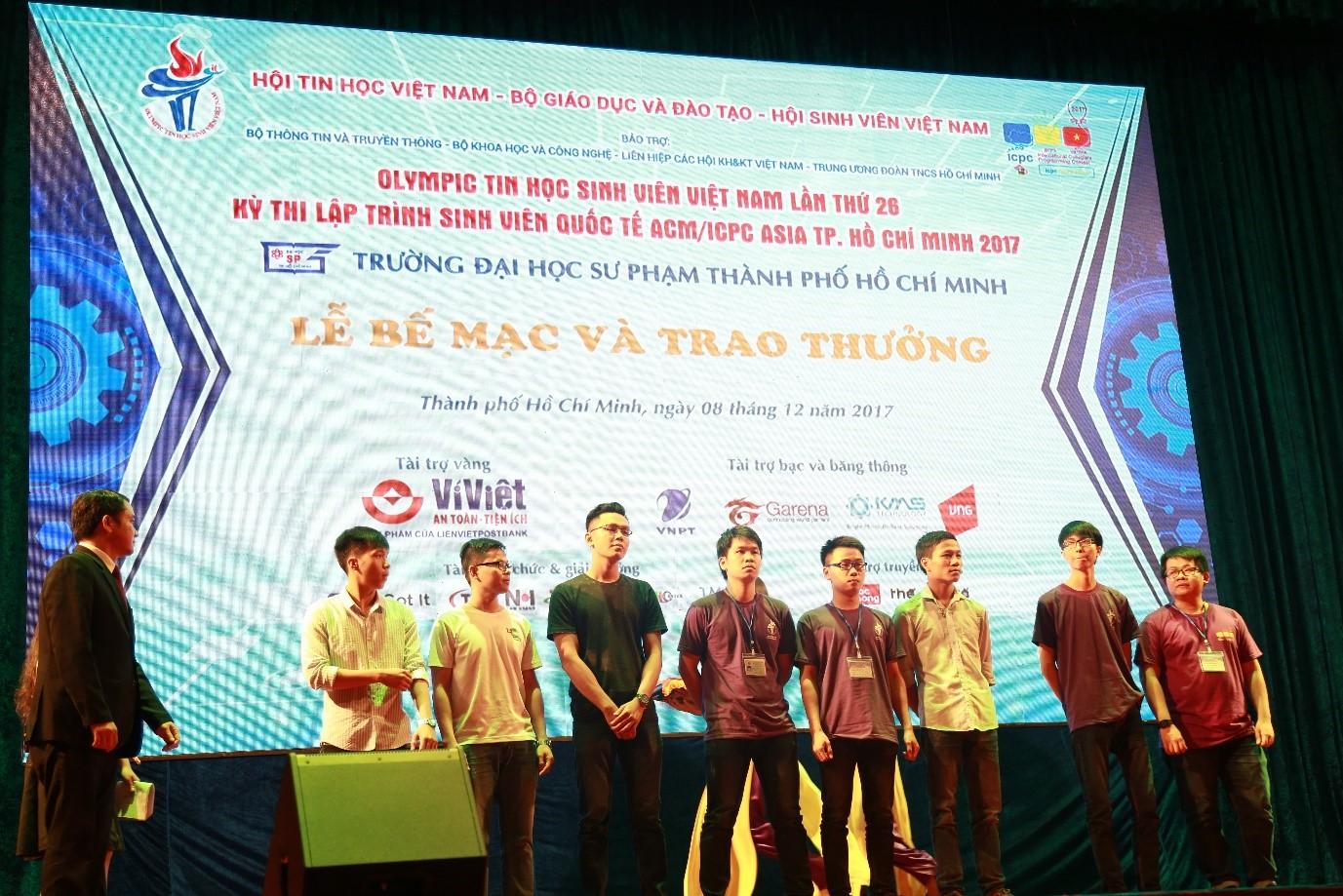 Sản phẩm công nghệ của VNG gây ấn tượng với ứng viên tại cuộc thi lập trình lớn nhất thế giới