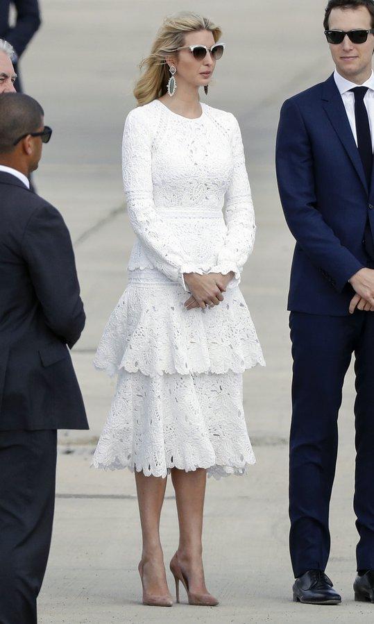 Khám phá thương hiệu thời trang yêu thích của ái nữ nhà Trump - Ảnh 4.