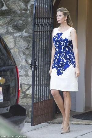 Khám phá thương hiệu thời trang yêu thích của ái nữ nhà Trump - Ảnh 6.