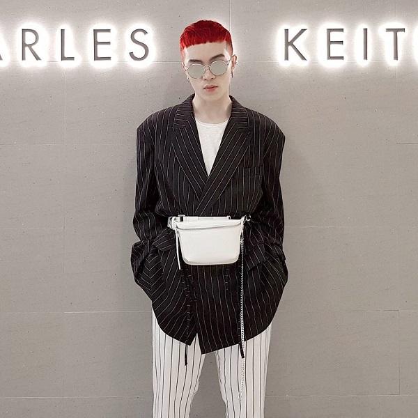 Sau Fashion Week, Kelbin Lei tái xuất nổi bật tại Charles & Keith Vincom Đồng Khởi - Ảnh 5.
