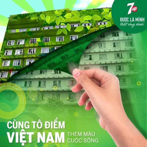 7UP – Một dấu ấn phong cách trong lòng giới trẻ Việt - Ảnh 3.