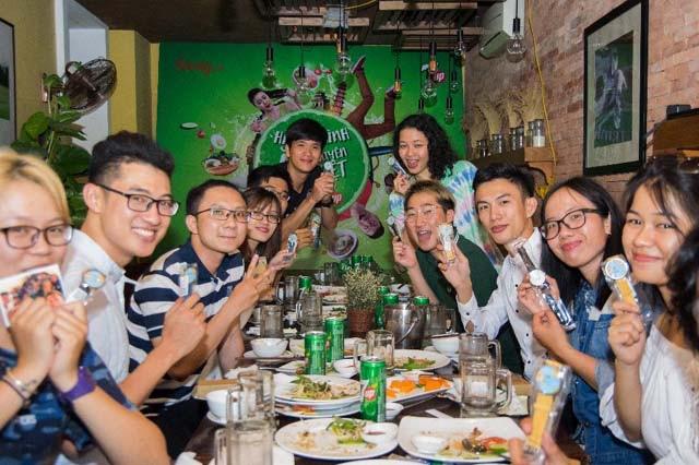 7UP – Một dấu ấn phong cách trong lòng giới trẻ Việt - Ảnh 4.