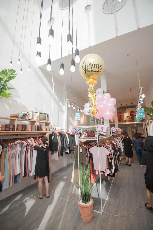 Germe tưng bừng khai trương không gian mua sắm siêu hot tại quận Hà Đông - Ảnh 1.