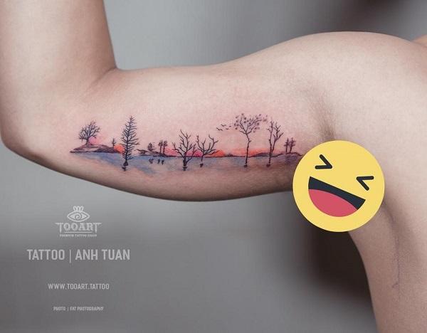 """Tattoo""""TooArt"""" - Địa chỉ xăm mình đầy cá tínhcủagiớitrẻSàithành - Ảnh 2."""
