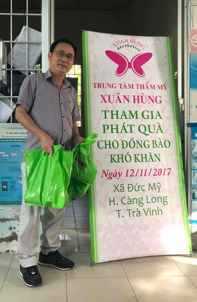 Bác sĩ Phạm Xuân Hùng - Tâm huyết mang vẻ đẹp đến cho tất cả mọi người - Ảnh 3.