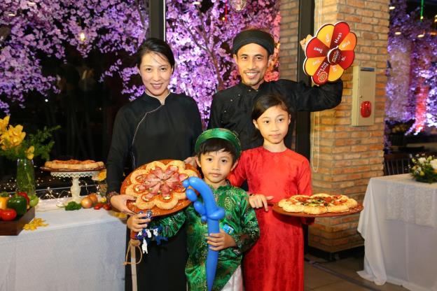 Bánh pizza hình hoa có gì lạ mà khiến sao Việt phát cuồng thế này! - Ảnh 6.