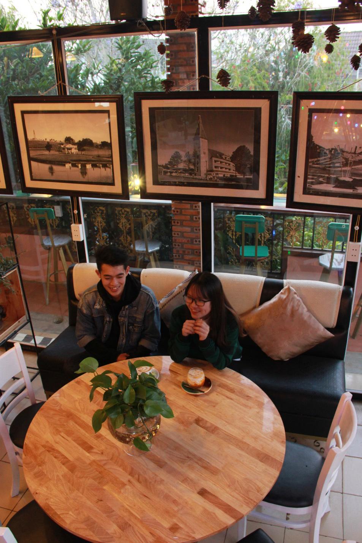 Memory cafe & Villa Đà Lạt đậm chất xưa tuyệt đẹp giữa lòng thành phố hoa - Ảnh 2.