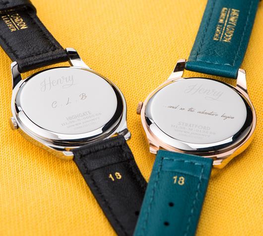 Đồng hồ Henry London – Sự lựa chọn tuyệt vời cho phái đẹp nhân ngày 8/3 - Ảnh 3.