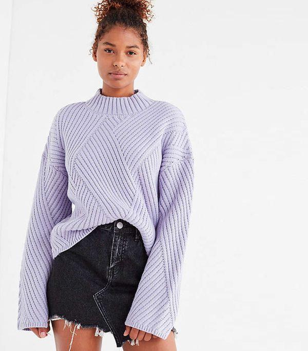 Phối đồ với sắc tím - Xu hướng thời trang 2018 cực hot mà bạn nên trang bị ngay cho tủ quần áo của mình - Ảnh 7.