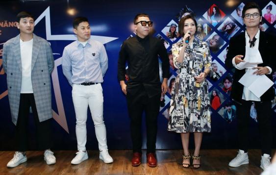 Thu Minh xuất hiện đầy cá tính trong vai trò giám khảo chương trình tìm kiếm tài năng âm nhạc mới - Ảnh 5.